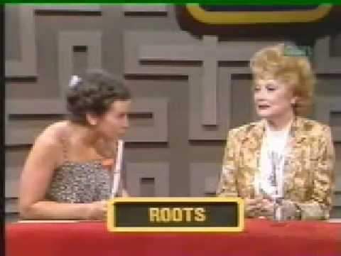 Password Plus: Kirstie Alley and Lucille Ball