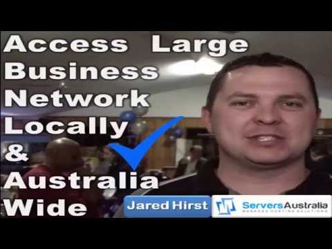 Access Large Businesses Network Locally and Australia Wide