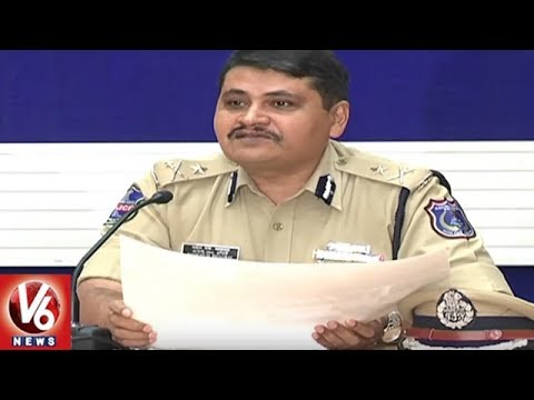 Task Force Police Busted Fake Job Racket In Hyderabad, 2 Arrested | V6 News
