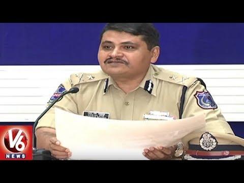 Task Force Police Busted Fake Job Racket In Hyderabad, 2 Arrested | V6 News