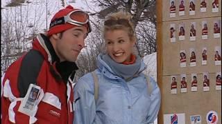 Un gars une fille - au ski - Les Ménuires - compilation