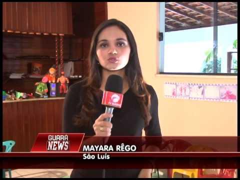 Guará News 02/03/15 - SAUDE MENTAL CRIANÇA