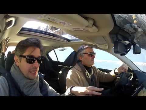Infiniti Q50 S Hybrid 2014 : impressions de conduite - Essai 2/3