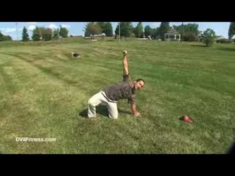 Kettlebell Basics - The Turkish Get Up Image 1