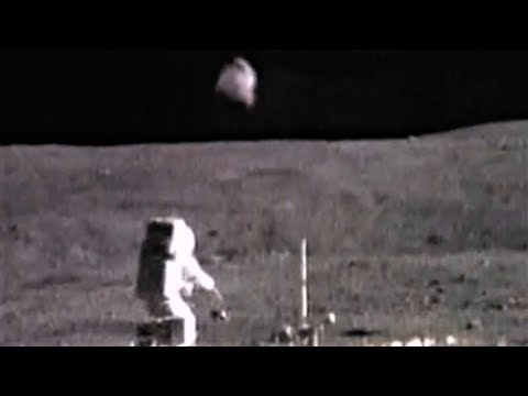 Astronauts on the Moon, Throwing Stuff & Falling Down, Lunar Rover, Moon Buggy