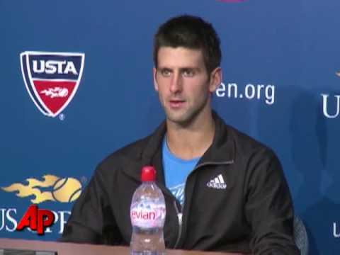 No. 4 Seed Djokovic Loses in U.S. Open Semis