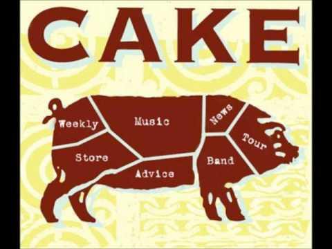 Cake - Mrs Robinson