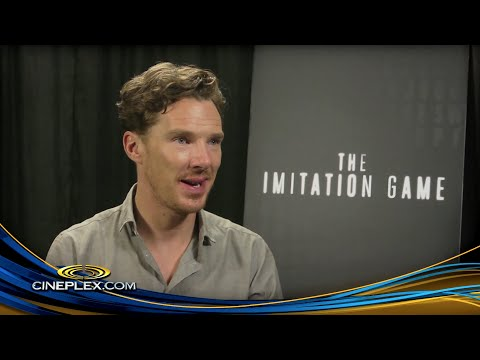 TIFF 2014 Interview: Benedict Cumberbatch on Turing and The Imitation Game