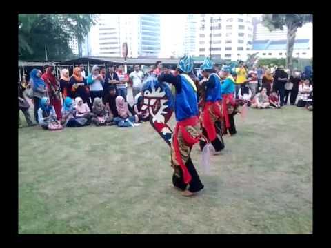 Kuda Kepang Warisan Seni Sri Johor..(wak Sabtu).. video