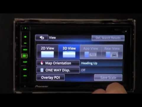Pioneer AVIC-X950BH - Out Of The Box