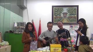 CÔ GÁI ĐẾN TỪ HÔM QUA - Đình Khoa & anh em phòng Truyền thông
