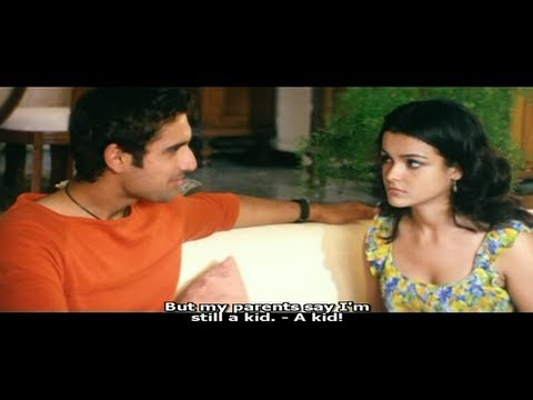 Karan Nath meets Manisha Koiralas Daughter (Tum)