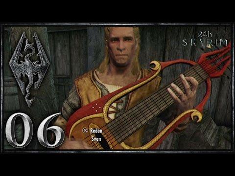 Misc Computer Games - The Elder Scrolls Skyrim - Ragnar The Red