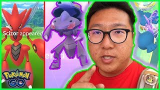 GENESECT SPECIAL RESEARCH EVENT - Pokemon GO, Singapore