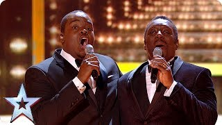 Demille and Muoneké get the show SWINGING! | Semi-Finals | BGT 2018