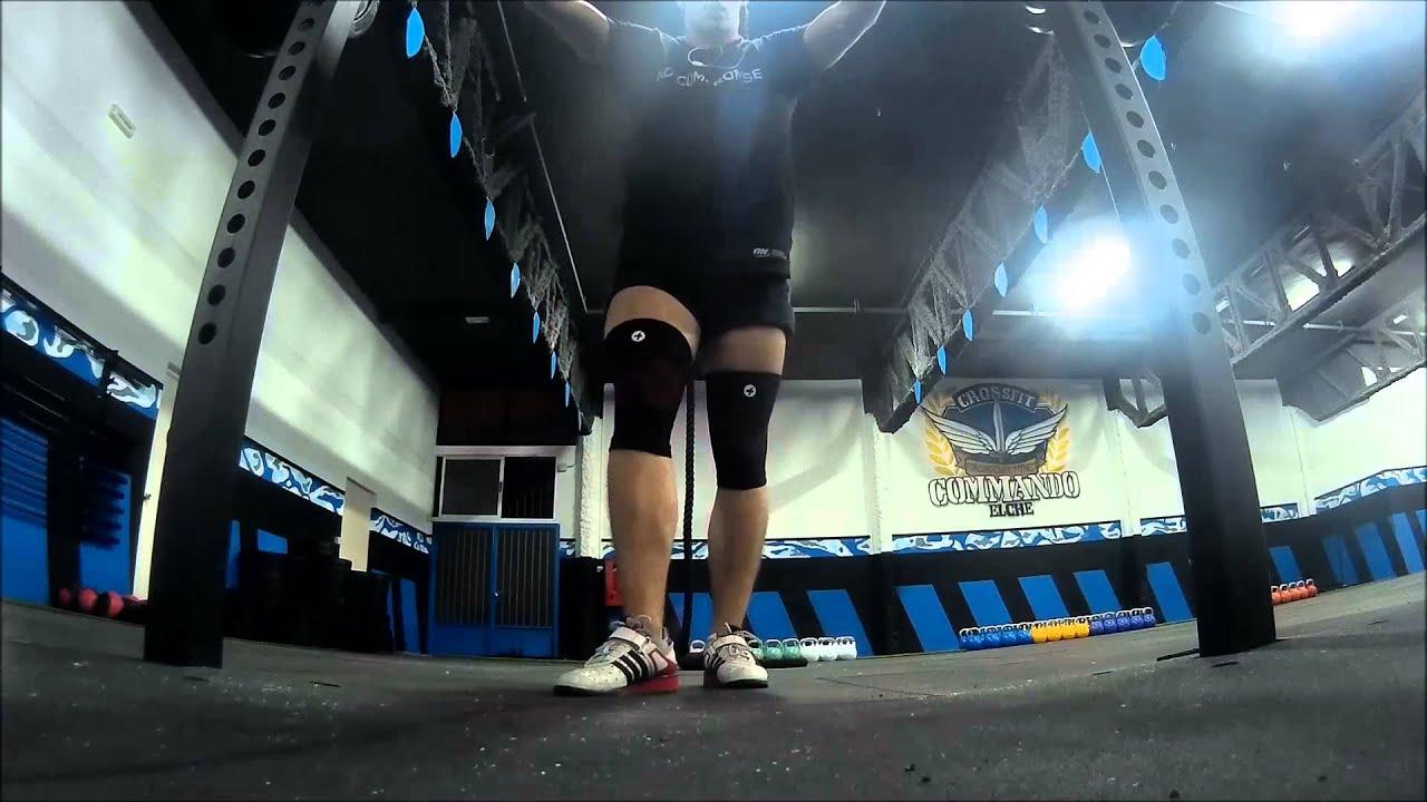 3x3 Squats Bench Amp Box Jump 12 11 2014 Youtube