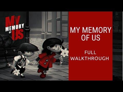 My Memory of Us   Full Walkthrough