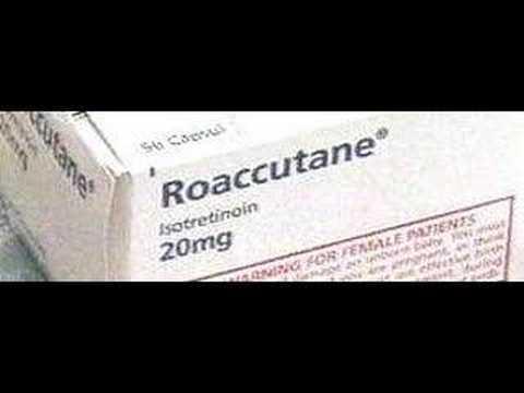 AMAZING ACNE TREATMENT CURE - ROACCUTANE