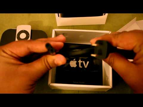 Apple TV 2013 Unboxing