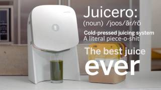 YTP | Juicero is a pile of shite