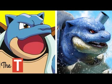 30 Pokémon Characters Reimagined As Monsters