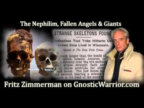 The Nephilim and Giants with Fritz Zimmerman - GW Radio #38