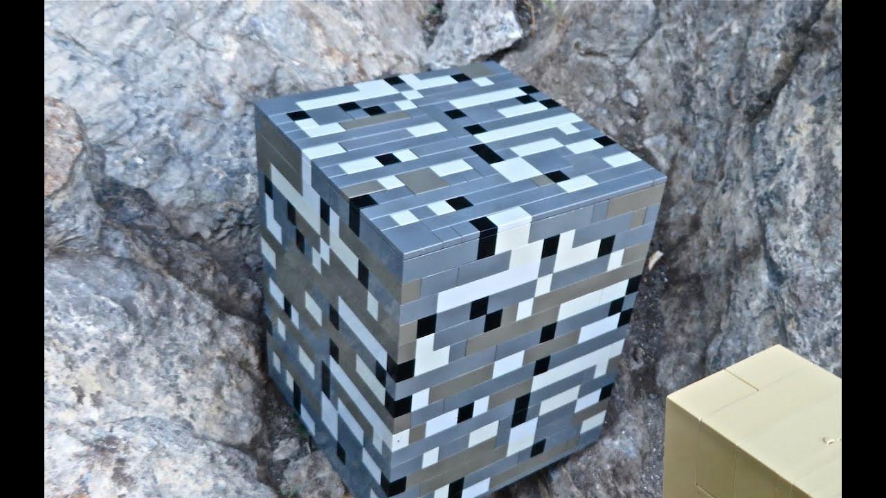 LEGO Bedrock - Minecraft - YouTube