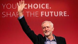 Karl Marx Admirer Jeremy Corbyn New Labour Leader