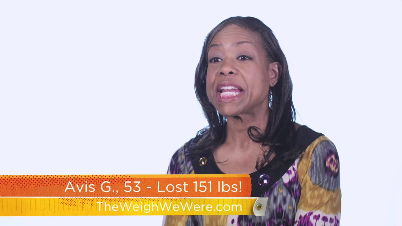 measuring and weight watchers helped avis lose 151 pounds weight loss success story youtube. Black Bedroom Furniture Sets. Home Design Ideas