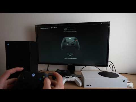 How to test the function of a Xbox One (Elite) or Series Controller - Fast & Easy Tutorial