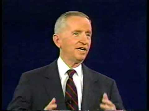 Giant Sucking Sound - Ross Perot 1992 Presidential Debate.flv Video