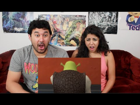 SHREK IS LOVE SHREK IS LIFE PART 2 REACTION!!!