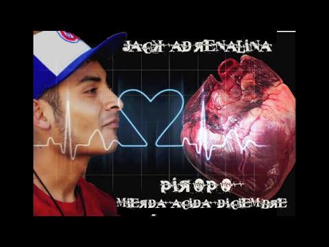 jack adrenalina  PIROPO 2012