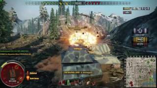 World of Tanks Xbox One: Maus defending Base