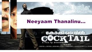 Cocktail - Neeyam Thanalinu | Cocktail