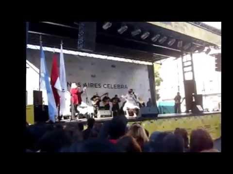 Fiestas Patrias 2014 de la Colectividad Peruana radicada en Buenos Aires Argentina