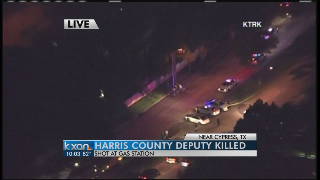 Harris County Sheriff's Deputy shot and killed near Cypress