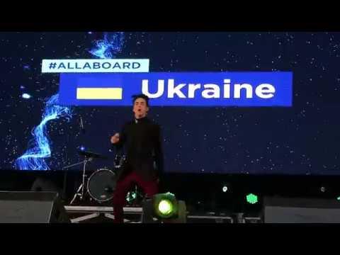 MELOVIN - Under the Ladder - Ukraine, Lisbon - 7 May'18