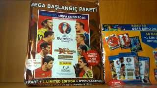 Road To Euro 2016 Mega Başlangıç Paketi Part 1