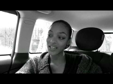 Jourdan Dunn London Fashion Week