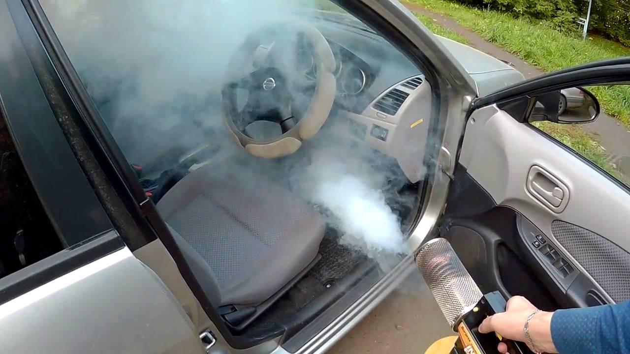 Как сделать запах в автомобиле 323