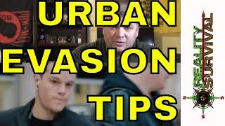 Urban Evasion Tips - Gray Man Tactics - Countersurveillance