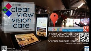 Clear View Vision Care - Google Street View Tour