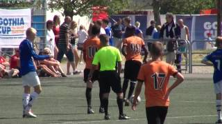 AthleticFCTV visits Gothia Cup 2013 (Part 2)