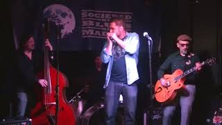 Johnny Big Stone & The Blues Workers feat. Víctor Puertas - Real Gone Lover