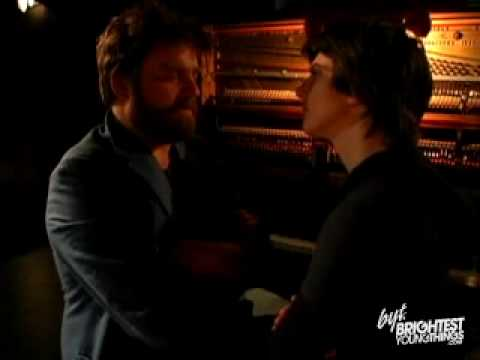 The Tig Series: An interview with Zach Galifianakis and Tig Notaro for BYT