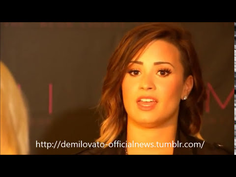 Demi Lovato Sits Down with FOX45's Candace Dold