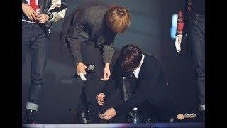 Jungkook luôn yêu thương và bảo vệ các anh !!!