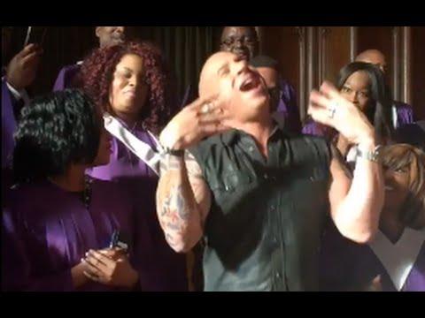 Vin Diesel Sings Oh Happy Day With Gospel Choir [Full Version]