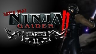 Ninja Gaiden 2 - CH11 [Master Ninja] (All Weapons)